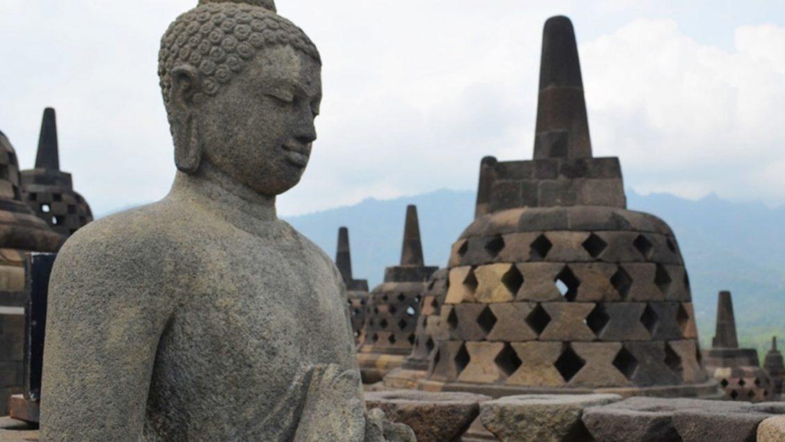 Candi Borobudur Warisan Dunia