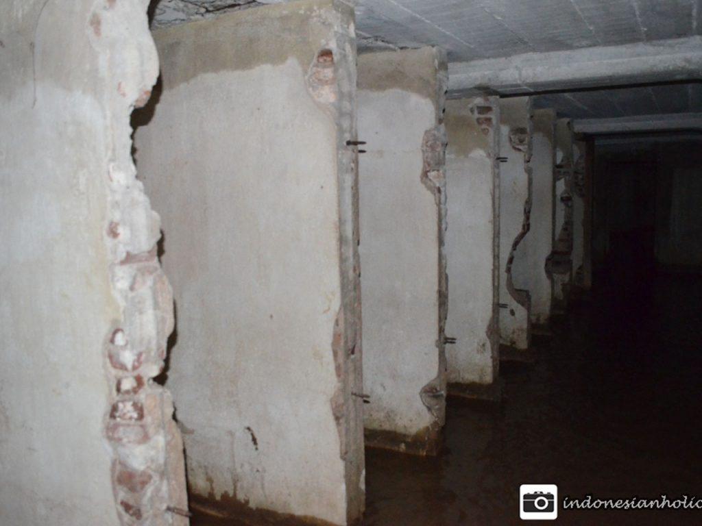 Penjara bawah tanah di Lawang Sewu