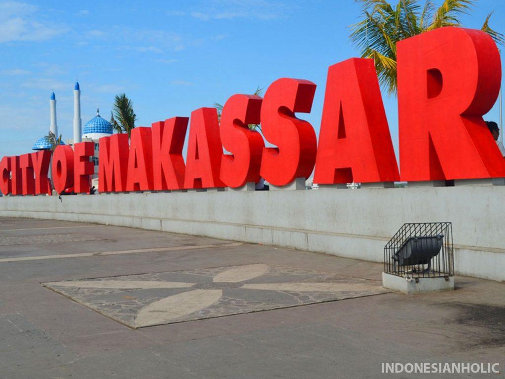 Anjungan City of Makassar