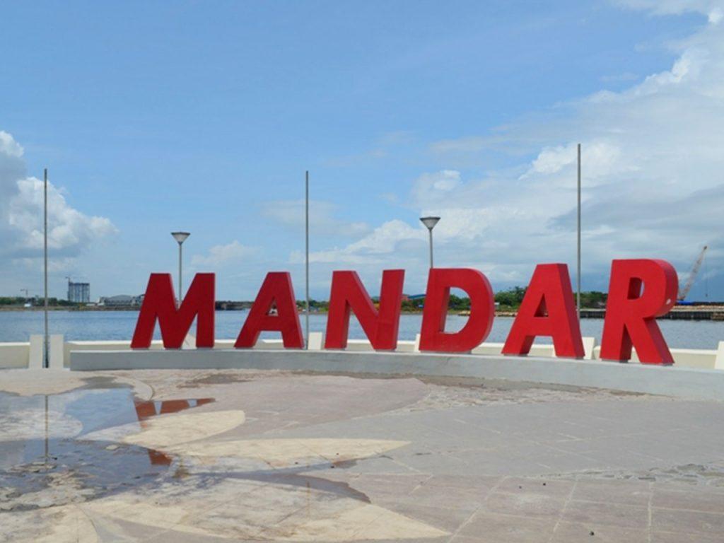 Anjungan Mandar Makassar