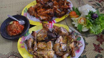 Ayam Panggang Desa Gandu