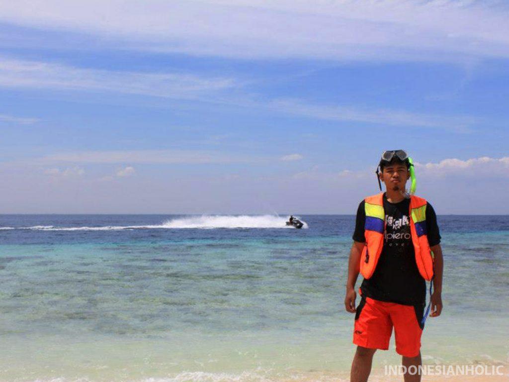 Liburan di Makassar ke Pulau Kodingareng Keke