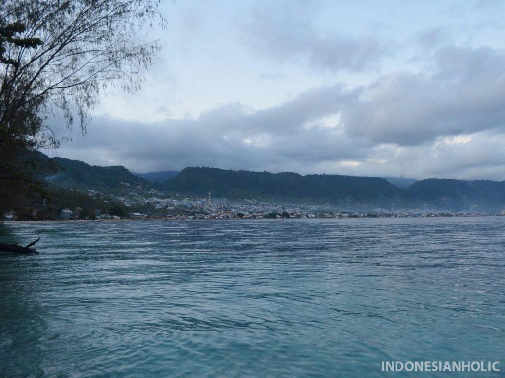 Pantai Kilo Lima Luwuk