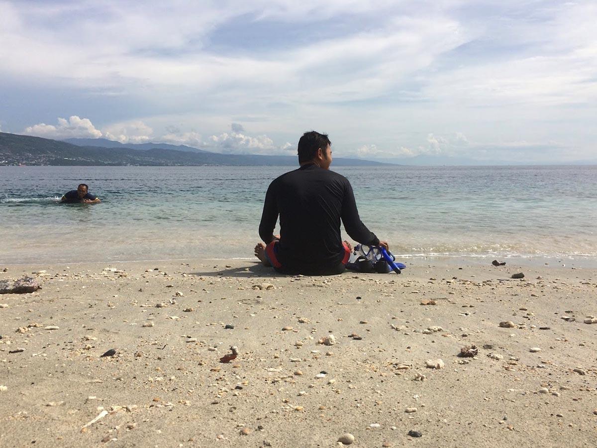 Pantai Kilo Lima Luwuk Banggai