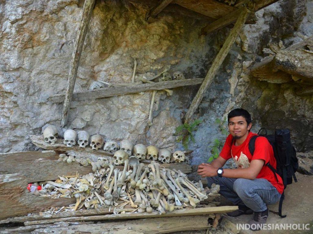 Ketekesu tempat wisata di Toraja